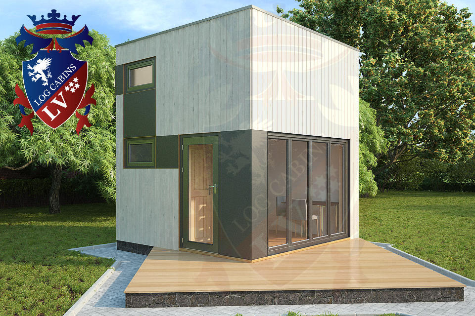 Highly Insulated Micro Housing