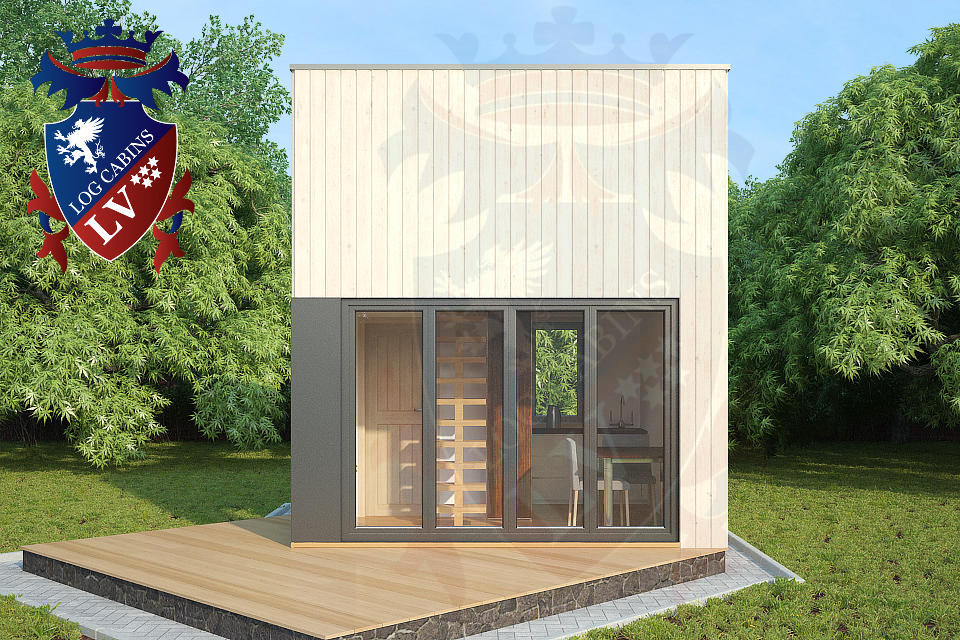 Highly Insulated Micro Housing   38