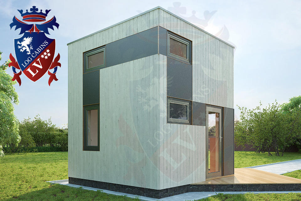 Highly Insulated Micro Housing   39