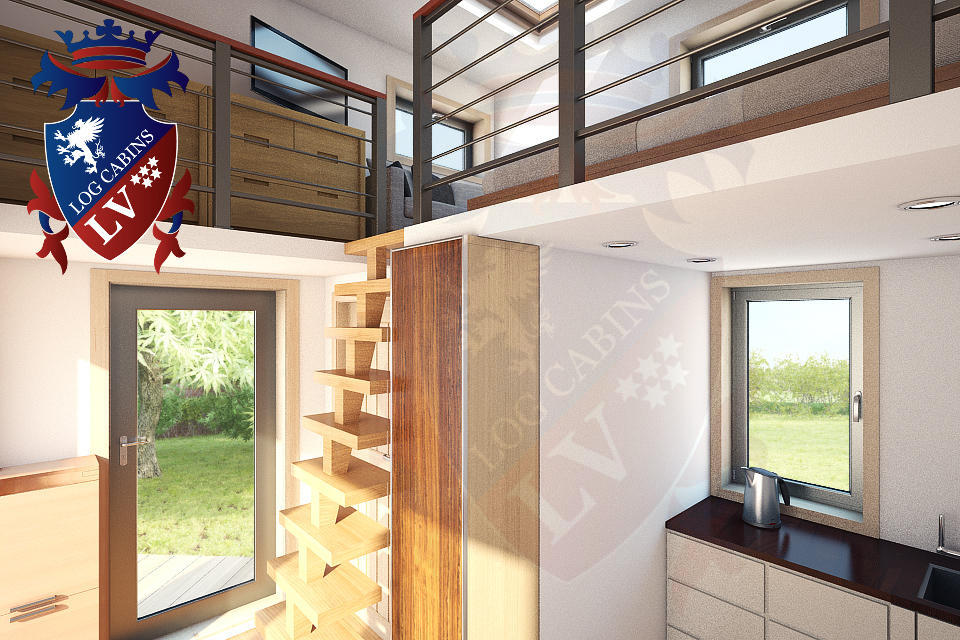 Highly Insulated Micro Housing   40
