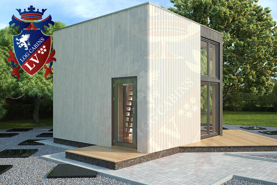 Highly Insulated Micro Housing   41