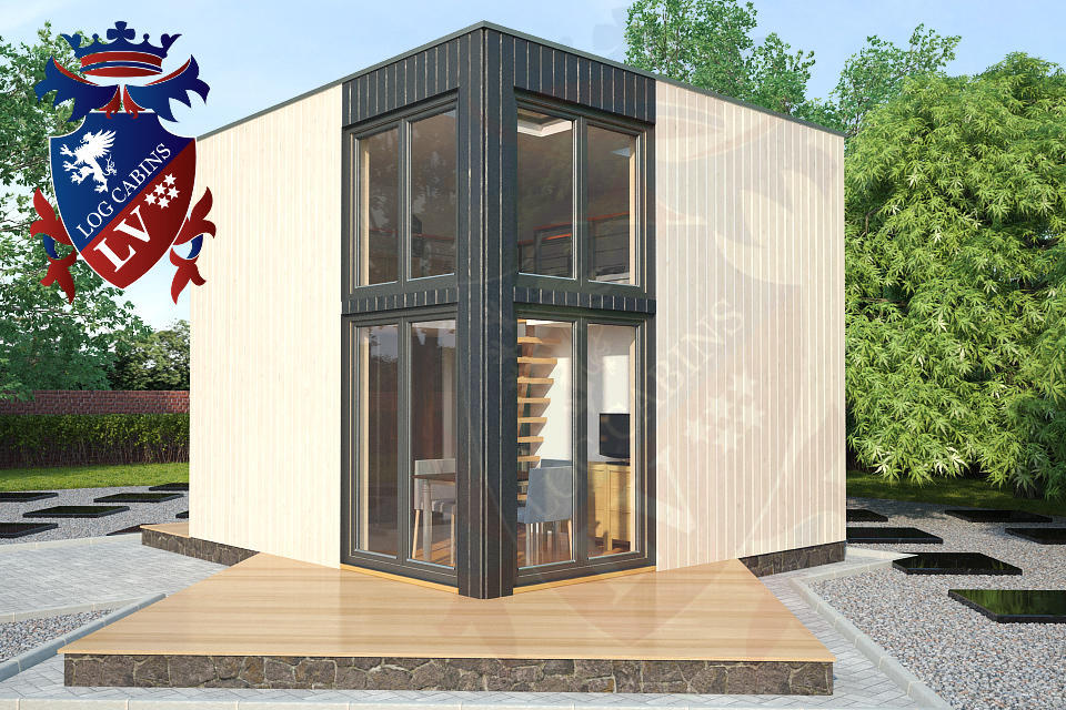 Highly Insulated Micro Housing   42