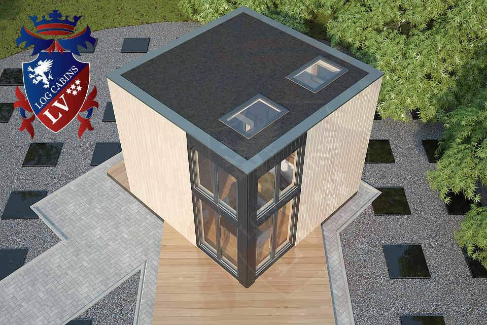 Highly Insulated Micro Housing   44