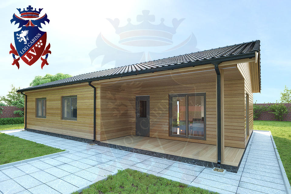 Highly Insulated Timber Frame Housing  2015 16