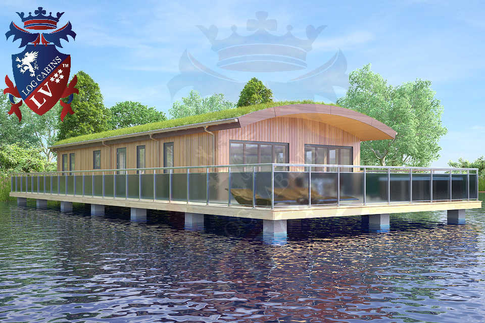 Timber Frame Residential Holiday Units