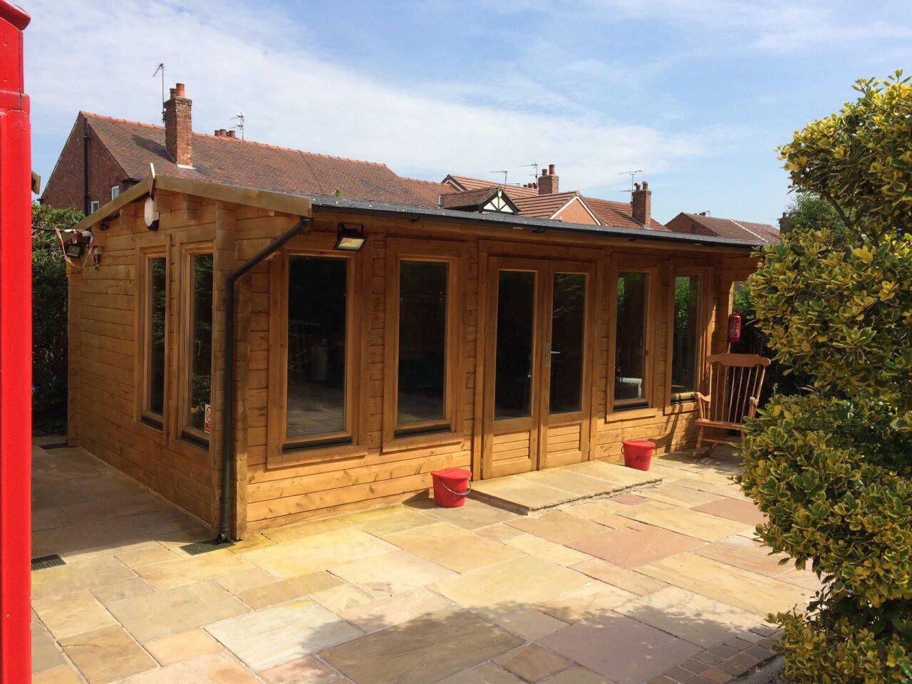 under 2.5 high log cabins