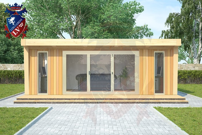 Insulated Garden Offices  02