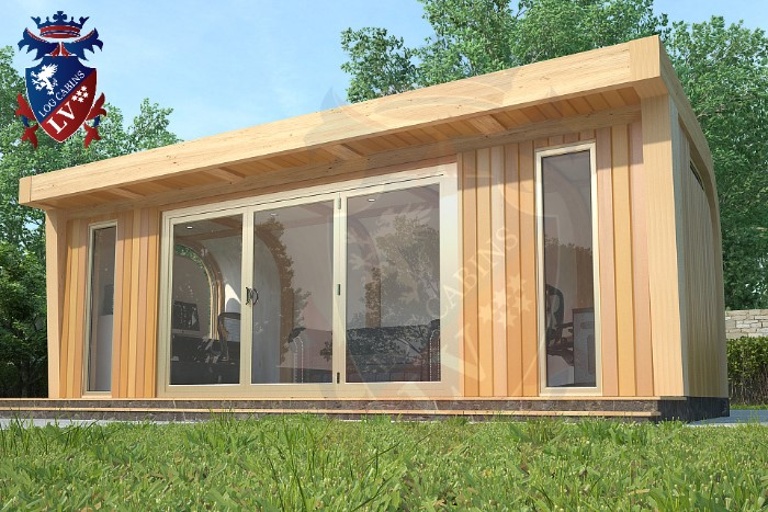 Insulated Garden Offices  03