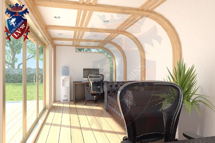 Insulated Garden Offices  04