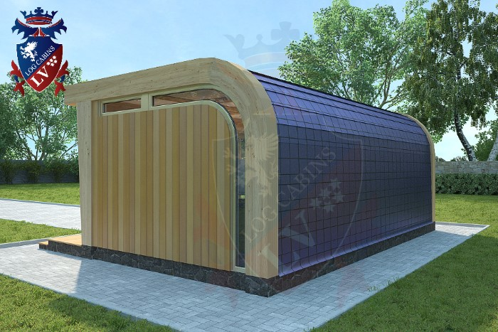 Insulated Garden Offices  06