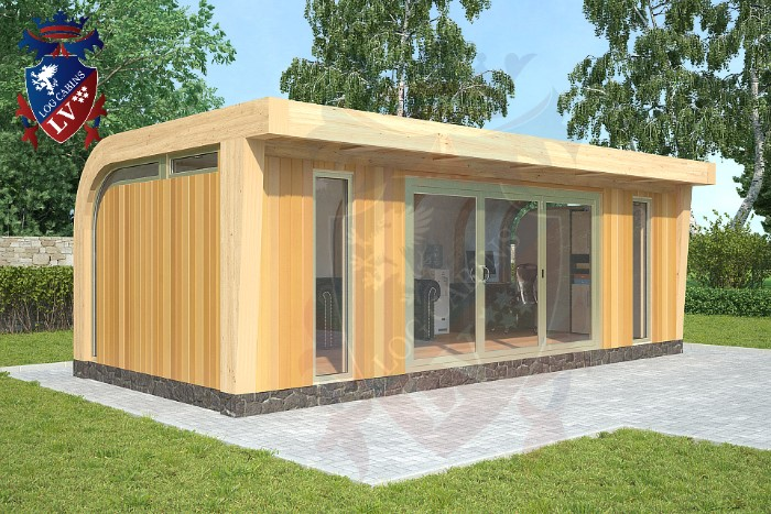 Insulated Garden Offices  08