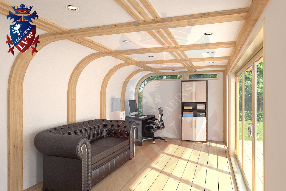 Insulated Garden Offices  10