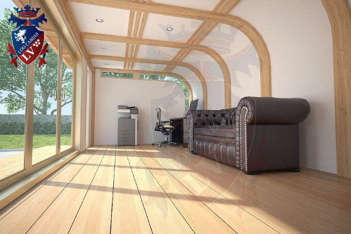 Insulated Garden Offices  11