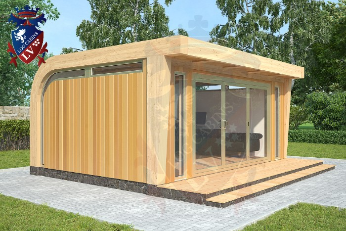 Insulated Garden Offices  12