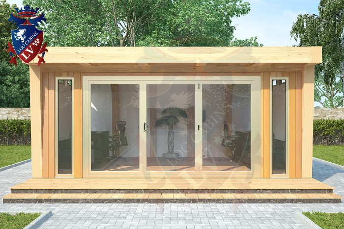 Insulated Garden Offices  14