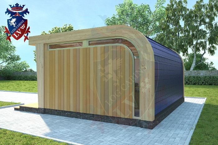 Insulated Garden Offices  15