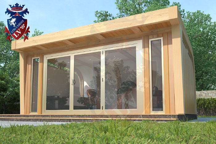Insulated Garden Offices  16