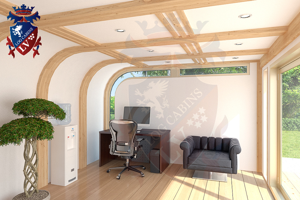 Insulated Garden Offices  17