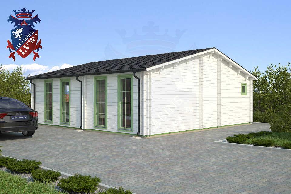 Kerry Twin Skin Log Cabin  19-02-1673