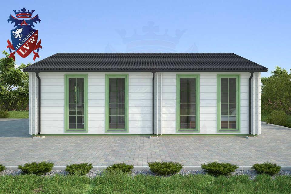 Kerry Twin Skin Log Cabin  19-02-1674