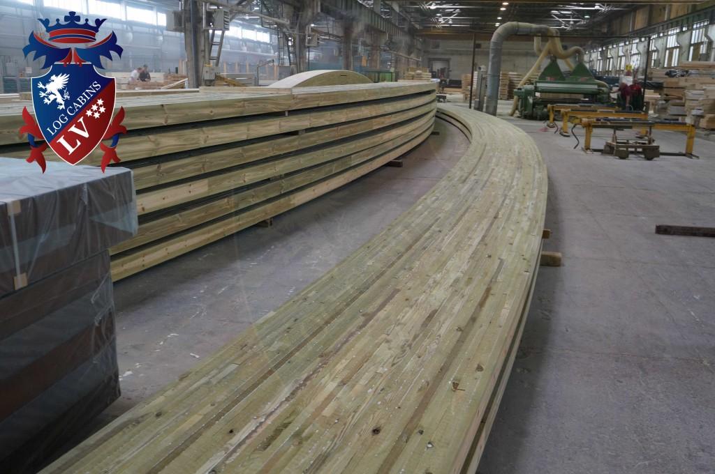 Laminated Log Cabins By logcabins.lv  0271