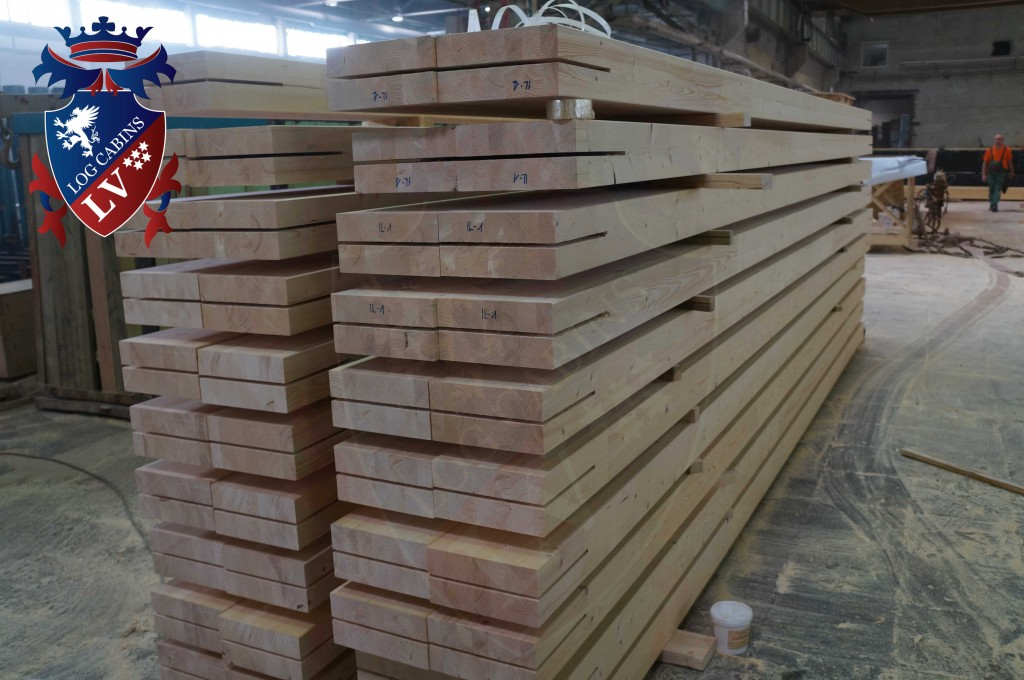 Laminated Log Cabins By logcabins.lv  0504
