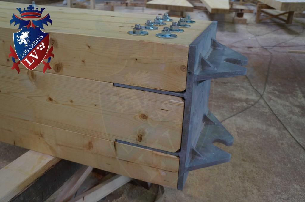 Laminated Log Cabins By logcabins.lv  0737