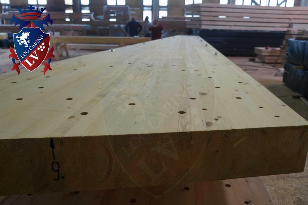 Laminated Log Cabins By logcabins.lv  0970