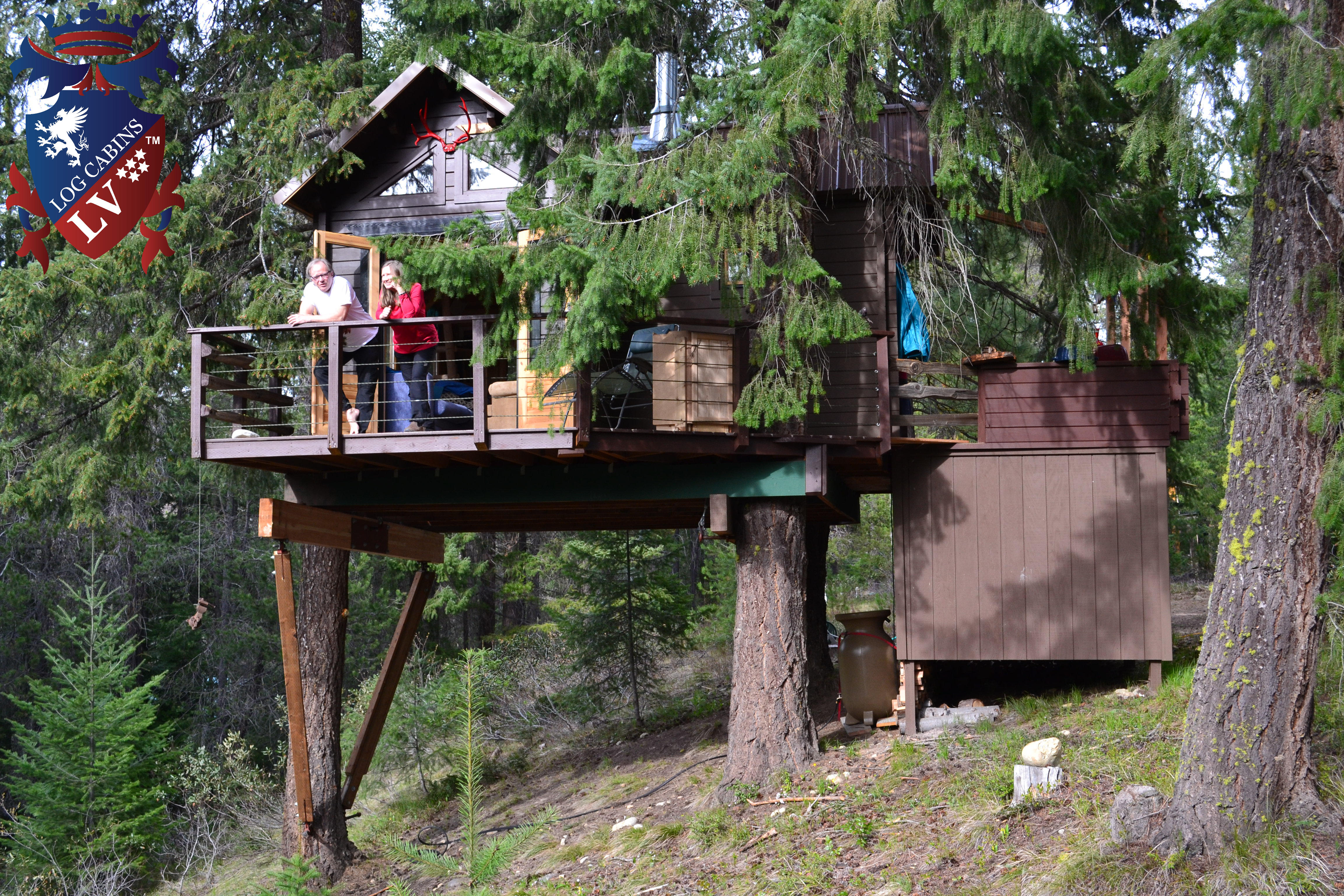 The Number One Log Cabins in Europe