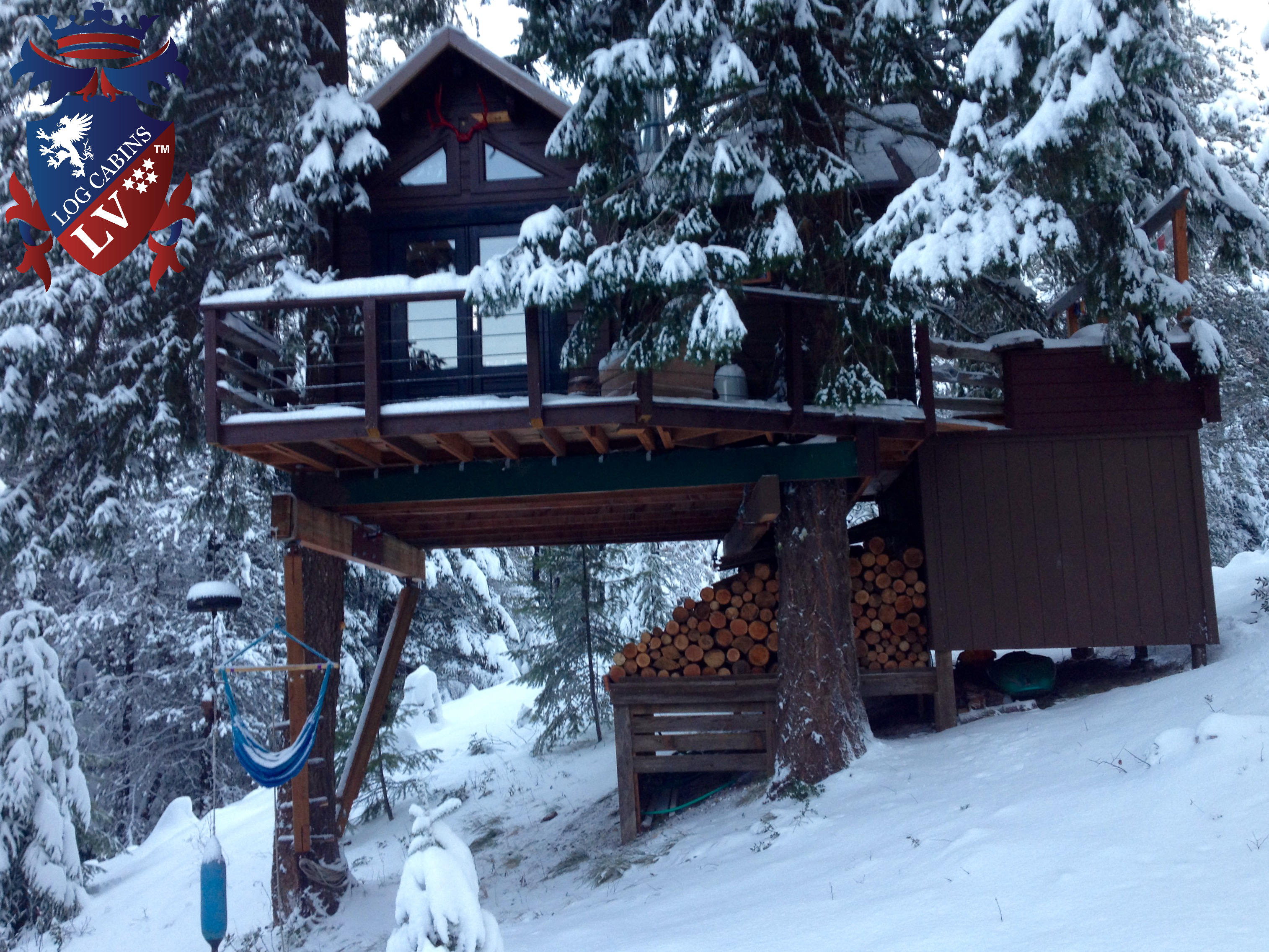 Log Cabin LV the Number One Supplier of Cabins and Timber Frame Building    2