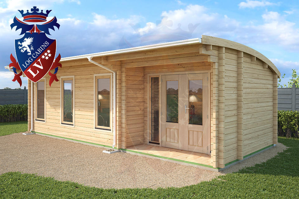 LV the number one for log cabins and timber buildings