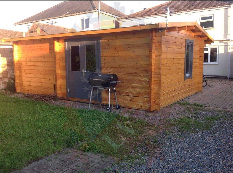 Log Cabins 3