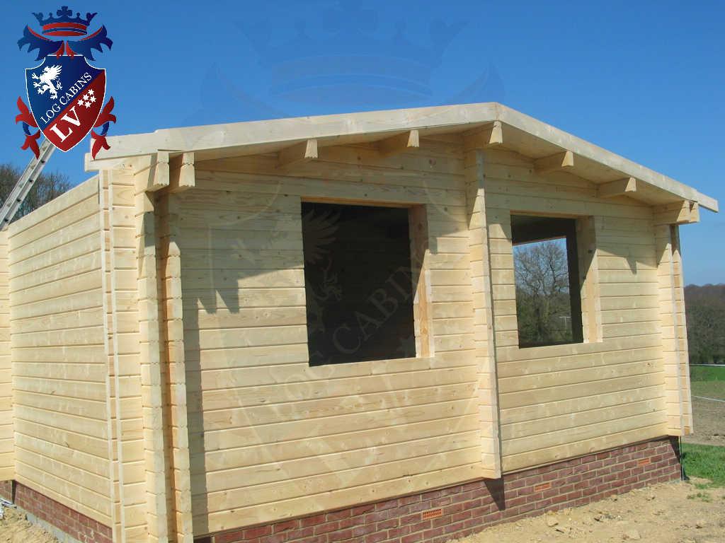 Log Cabins  336