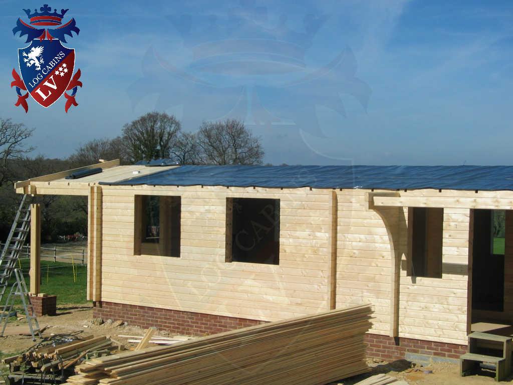 Log Cabins  348