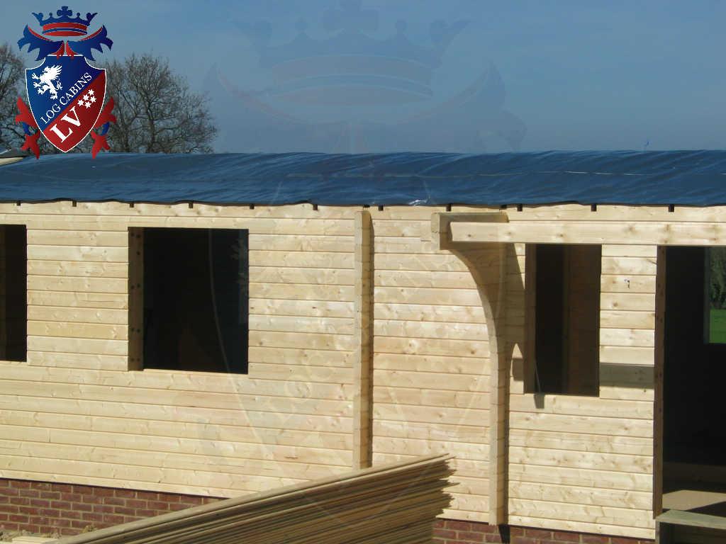 Log Cabins  352