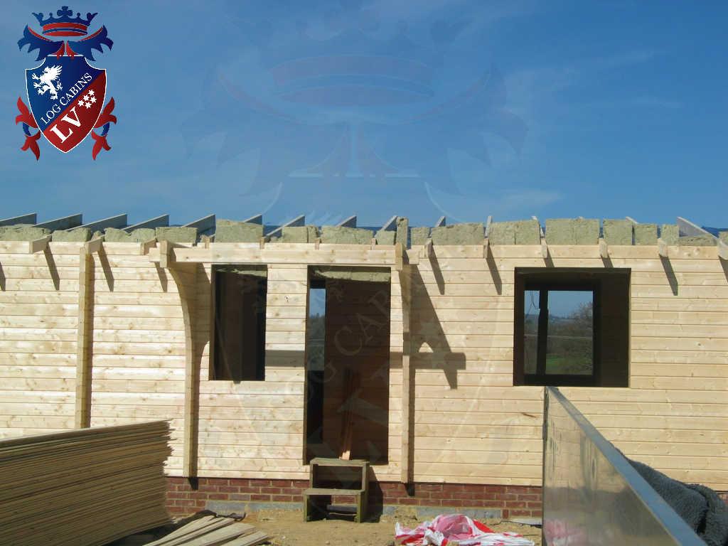 Log Cabins  364
