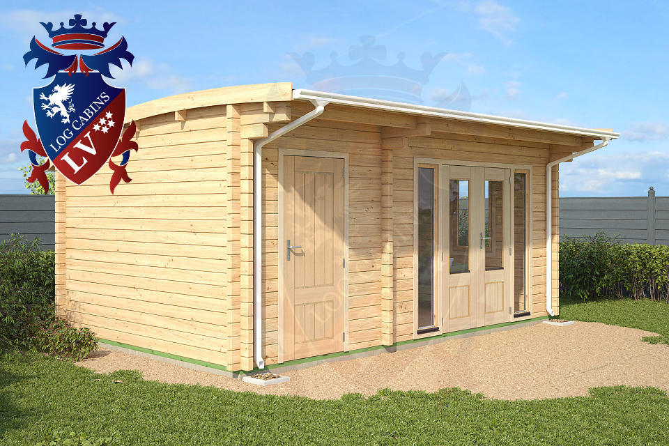 amazing quality cabins from LV