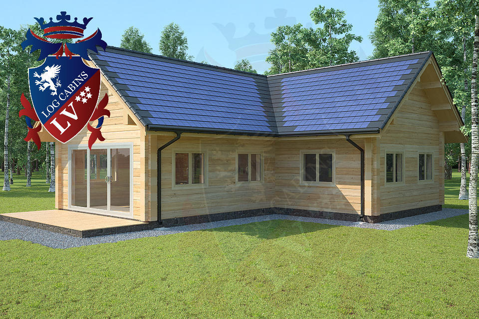 Log Cabins- Eco Cabins- Eco Log Buildings 03