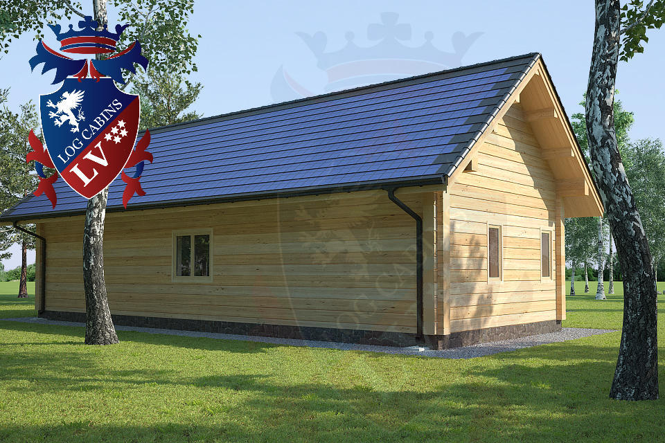 Log Cabins- Eco Cabins- Eco Log Buildings 08