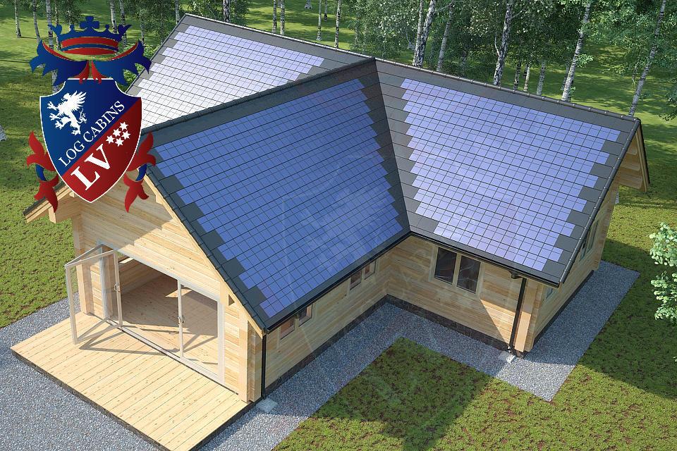 Log Cabins- Eco Cabins- Eco Log Buildings 09