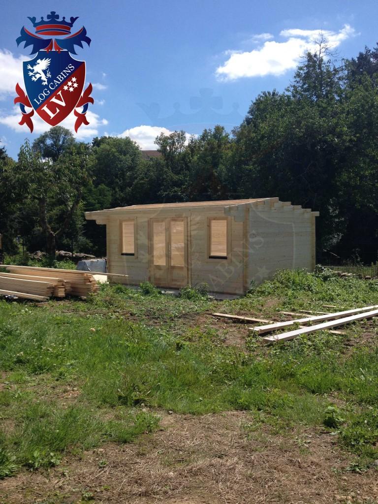 Log Cabins France  011