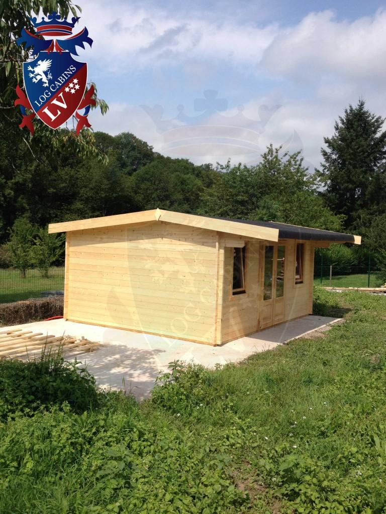 Log Cabins France  074
