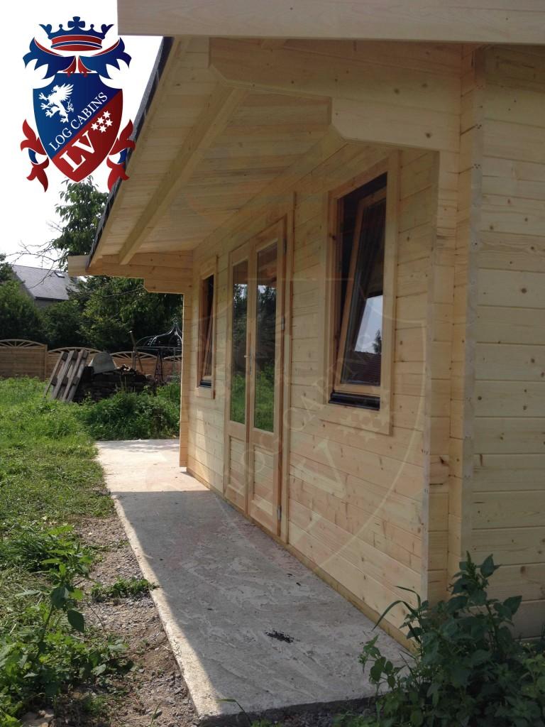 Log Cabins France  101