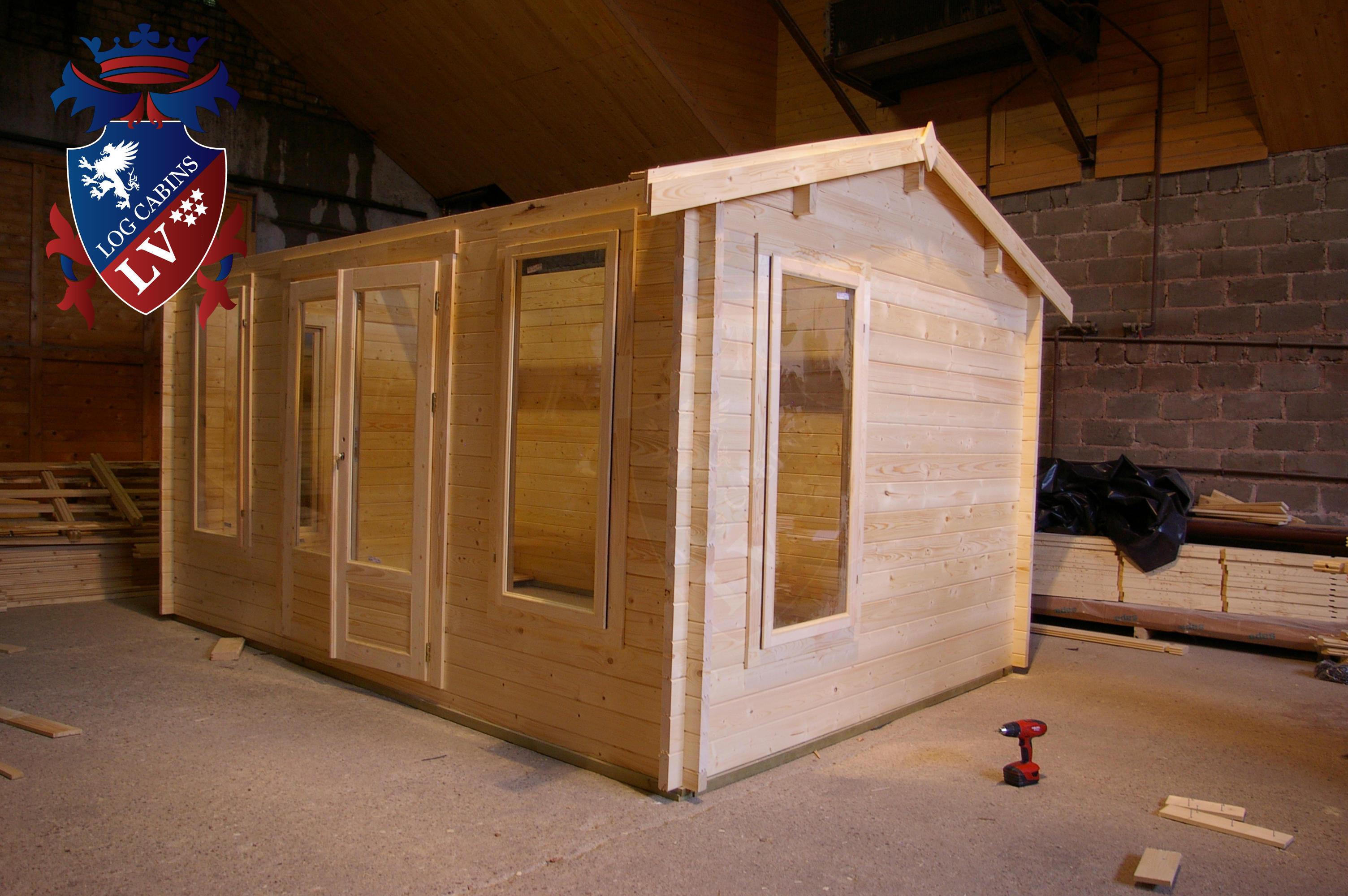 Log Cabins LV  2015  09