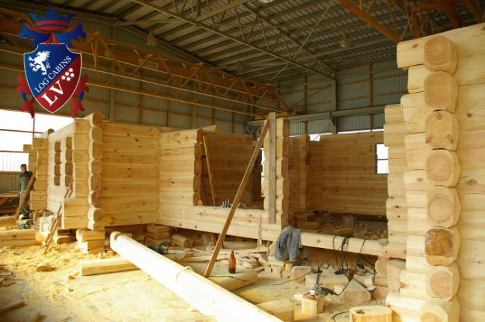 Log Cabins LV  2015  25