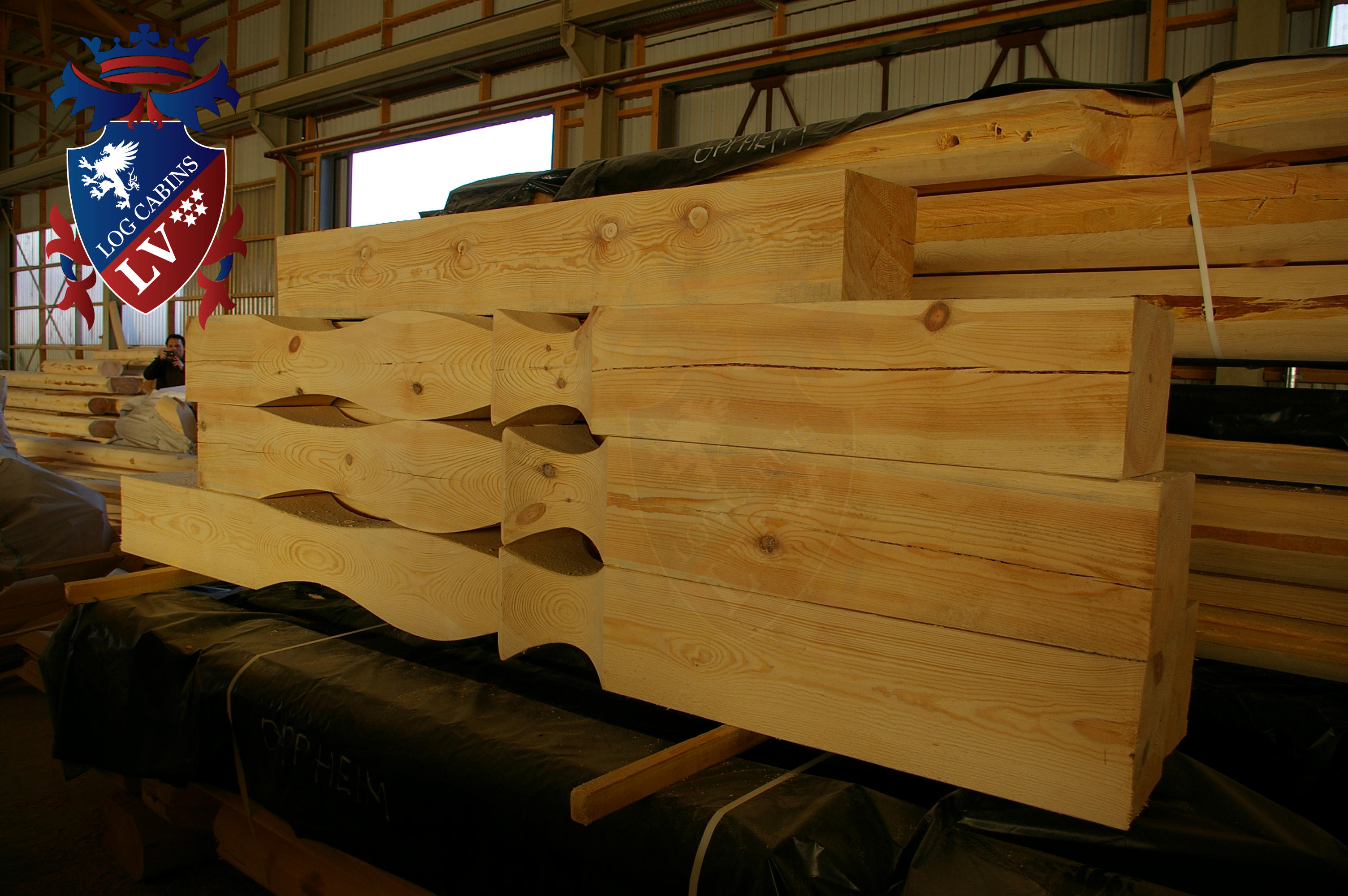 Log Cabins LV  2015  34