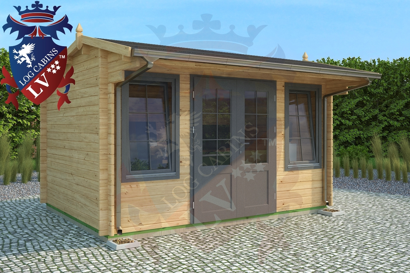 Log Cabins- cabins- cabin- timber buildings- quality buildings- deluxe Log Cabins-timber sheds
