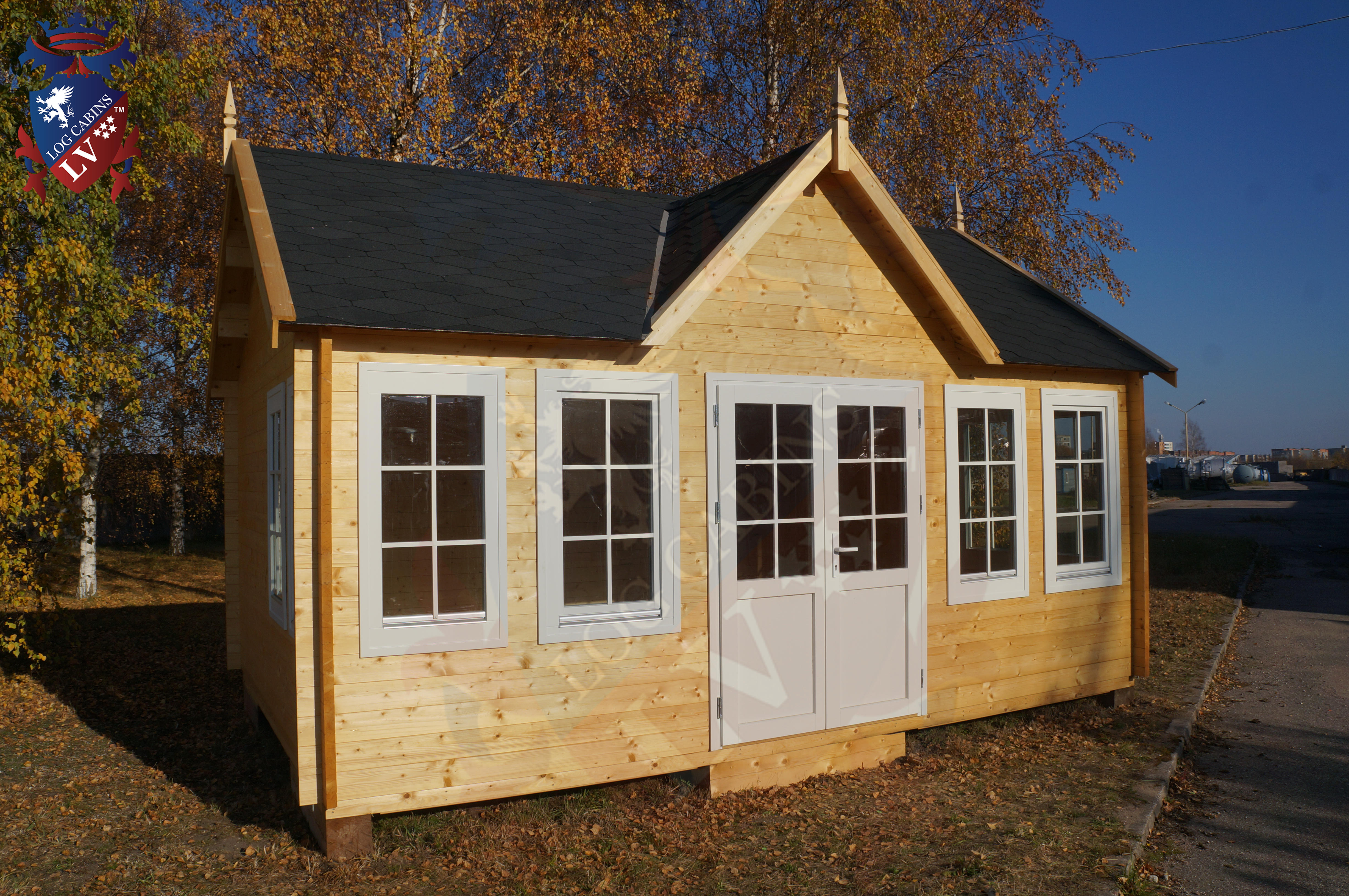Log Cabins LV One Stop Shop   14