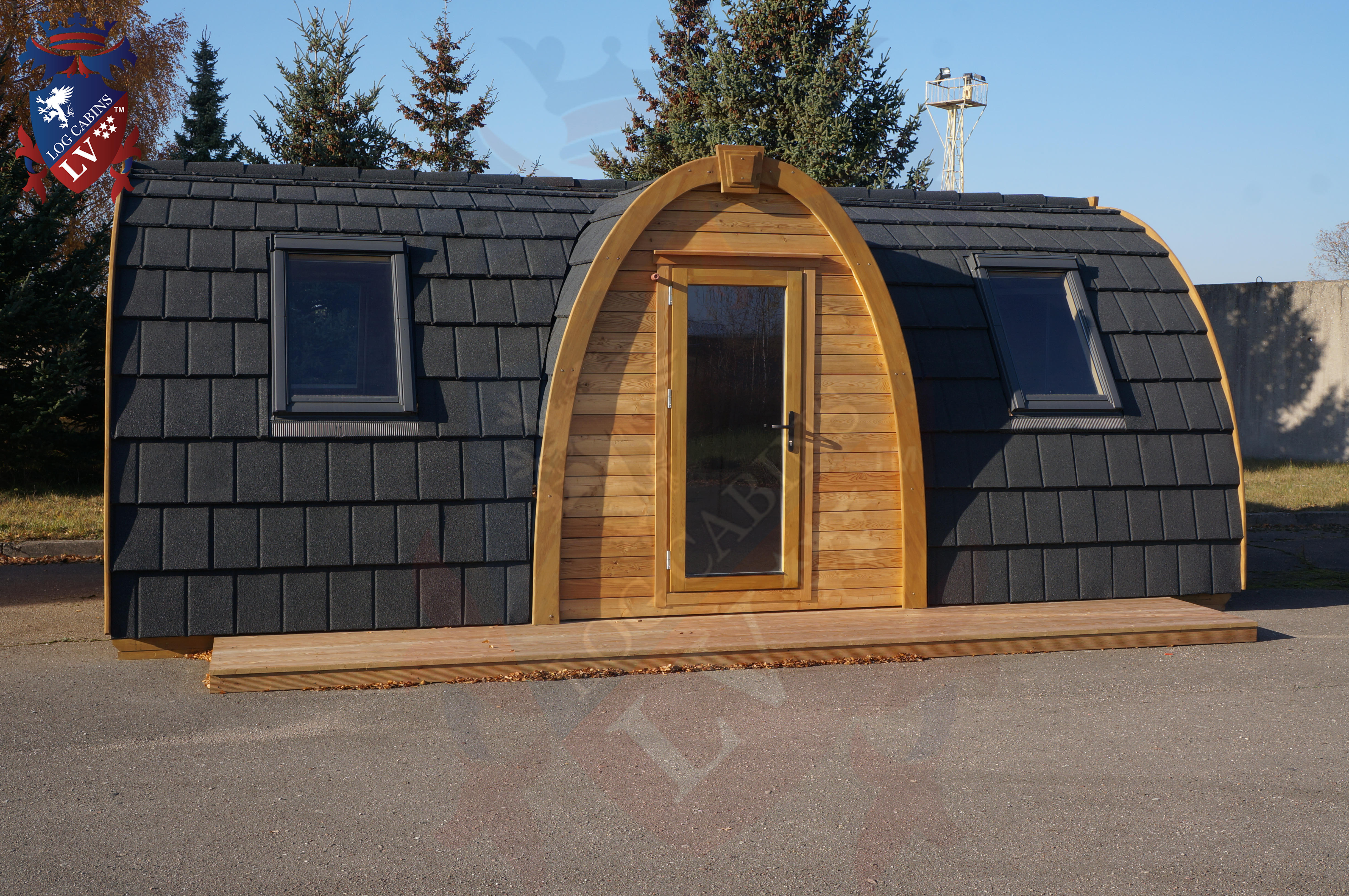 Log Cabins LV One Stop Shop   15