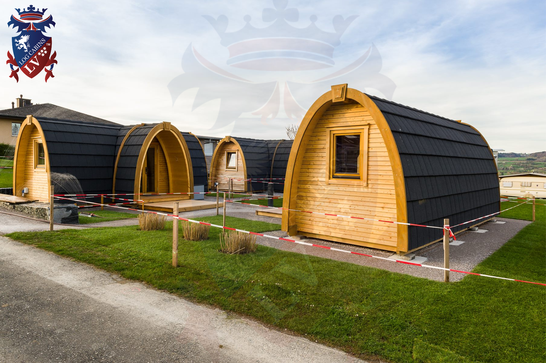 Log Cabins LV One Stop Shop   18